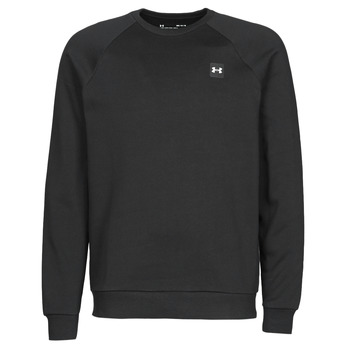 Textil Homem Sweats Under Armour UA RIVAL FLEECE CREW Preto