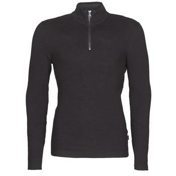 Textil Homem camisolas Esprit COWS STR HZ Preto