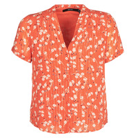 Textil Mulher Tops / Blusas Vero Moda VMSOFIE Vermelho