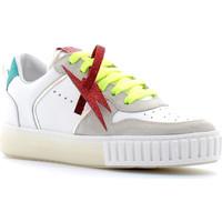 Sapatos Mulher Sapatilhas Semerdjian Versione Blanc