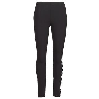 Textil Mulher Collants Vans CHALKBOARD CLASSIC LEGGING Preto