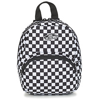 Malas Mochila Vans GOT THIS MINI BACKPACK Preto / Branco