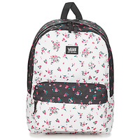 Malas Mulher Mochila Vans REALM CLASSIC BACKPACK Beleza / Floral / Patchwork