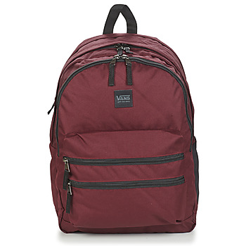 Malas Mochila Vans SCHOOLIN IT BACKPACK Bordô