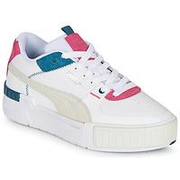 Sapatos Mulher Sapatilhas Puma CALI SPORT Branco / Cinza