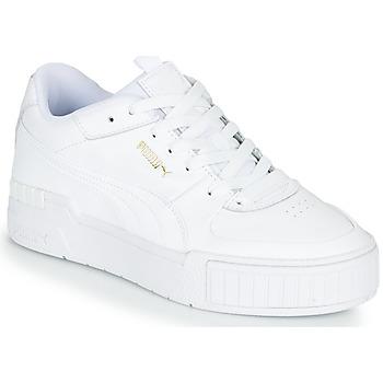 Sapatos Mulher Sapatilhas Puma CALI SPORT Branco