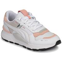 Sapatos Mulher Sapatilhas Puma RS-2.0 FUTURA Branco / Rosa
