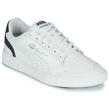 Sapatos Sapatilhas Puma RALPH SAMPSON LO Branco / Azul