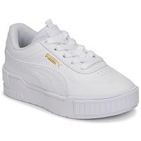 Sapatos Rapariga Sapatilhas Puma CALI SPORT PS Branco
