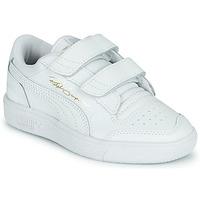 Sapatos Criança Sapatilhas Puma RALPH SAMPSON LO PS Branco