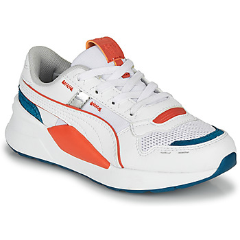 Sapatos Criança Sapatilhas Puma RS-2.0 TOPS PS Branco / Azul / Vermelho