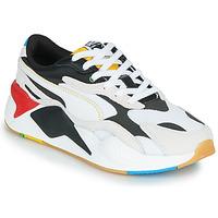 Sapatos Sapatilhas Puma RS-X3 Unity Collection Branco / Preto / Vermelho