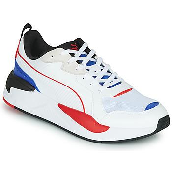 Sapatos Homem Sapatilhas Puma X-RAY Branco / Azul / Vermelho