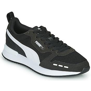 Sapatos Homem Sapatilhas Puma R78 Preto