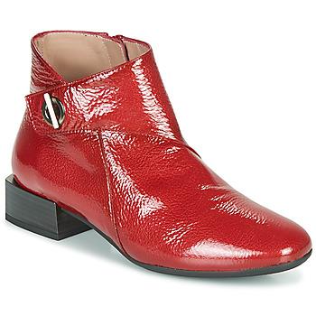 Sapatos Mulher Botas baixas Hispanitas ANETO Vermelho