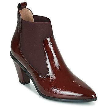 Sapatos Mulher Botins Hispanitas OLIMPO Bordô