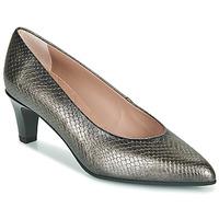 Sapatos Mulher Escarpim Hispanitas BELEN-5 Prata