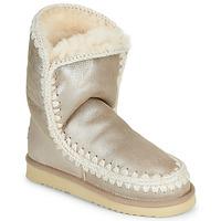 Sapatos Mulher Botas baixas Mou ESKIMO 24 Ouro