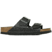 Sapatos Mulher Chinelos Birkenstock Arizona Bs Glitter Preto