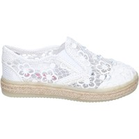 Sapatos Rapariga Slip on Asso BM446 Branco