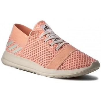 Sapatos Mulher Sapatilhas de corrida adidas Originals Refine 3 Cor de laranja