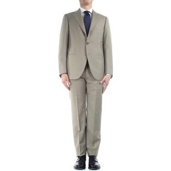 Textil Homem Fatos Cesare Attolini S20MA17 V21 Bege