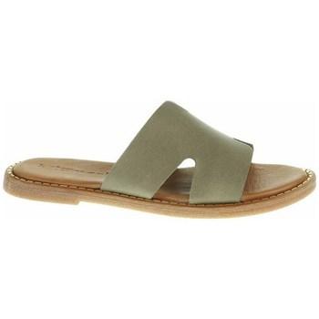 Sapatos Mulher Chinelos Tamaris 12713524 Verde azeitona
