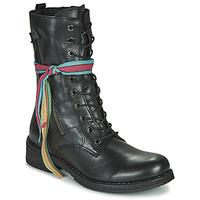 Sapatos Mulher Botas baixas Felmini COOPER Preto