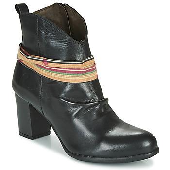 Sapatos Mulher Botins Felmini EMORI Preto