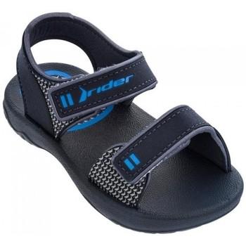 Sapatos Rapaz Sandálias Ipanema R 82815 (20729) Niño Azul bleu