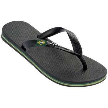 Sapatos Rapaz Chinelos Ipanema 80416 (21138) Niño Negro noir