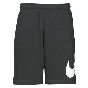 Textil Homem Shorts / Bermudas Nike M NSW CLUB SHORT BB GX Preto