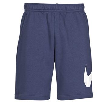 Textil Homem Shorts / Bermudas Nike M NSW CLUB SHORT BB GX Azul