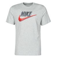 Textil Homem T-Shirt mangas curtas Nike M NSW TEE BRAND MARK Cinza