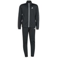Textil Homem Todos os fatos de treino Nike M NSW SCE TRK SUIT PK BASIC Preto