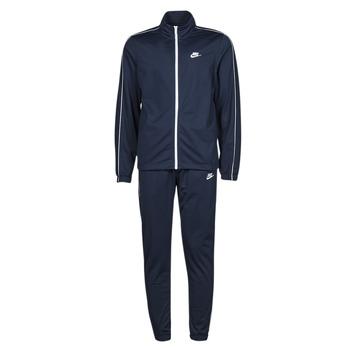 Textil Homem Todos os fatos de treino Nike M NSW SCE TRK SUIT PK BASIC Azul
