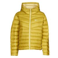Textil Mulher Quispos Nike W NSW WR LT WT DWN JKT Cáqui