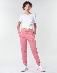 Textil Mulher Calças de treino Nike W NSW ESSNTL PANT REG FLC Rosa