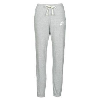 Textil Mulher Calças de treino Nike W NSW GYM VNTG PANT Cinza