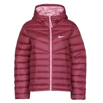 Textil Mulher Quispos Nike W NSW WR LT WT DWN JKT Bordô