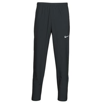 Textil Homem Calças de treino Nike M NK RUN STRIPE WOVEN PANT Preto