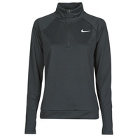 Textil Mulher T-shirt mangas compridas Nike W NK PACER HZ Preto