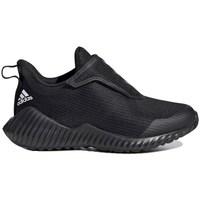 Sapatos Criança Sapatilhas de corrida adidas Originals Fortarun AC K Preto