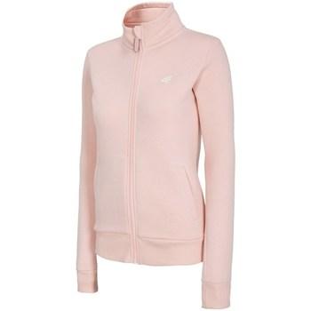 Textil Mulher Sweats 4F BLD003 Cor-de-rosa