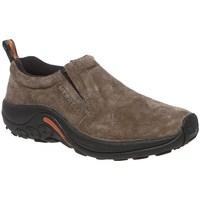 Sapatos Homem Mocassins Merrell Jungle Moc Castanho