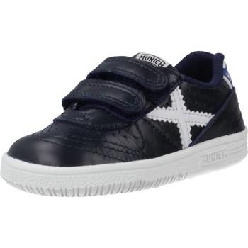 Sapatos Rapaz Sapatilhas Munich BABY GRESCA Azul