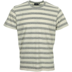 Textil Homem T-Shirt mangas curtas Paul Smith Tee Shirt Regulat Fit Bege
