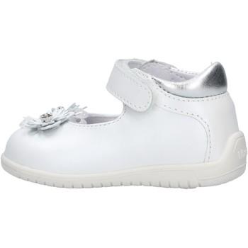 Sapatos Rapaz Sapatilhas Balocchi - Ballerina bianco 101015 BIANCO