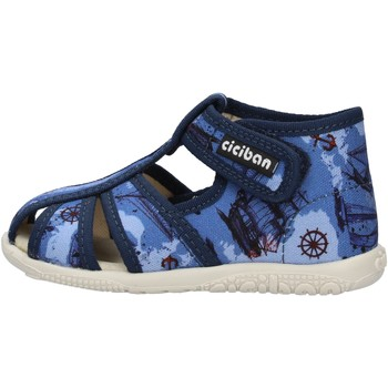 Sapatos Rapaz Sapatilhas Balocchi - Gabbietta blu 10440 BLU