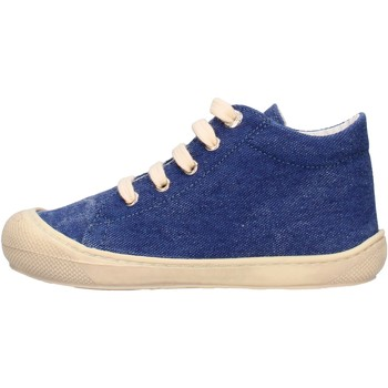 Sapatos Rapaz Sapatilhas Naturino - Polacchino jeans COCOON-0C06 BLU